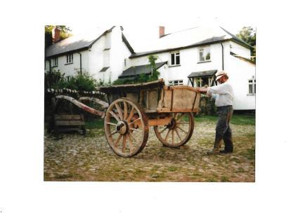 Farm Cart in 1994